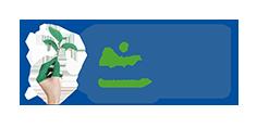 Papierhandtücher 2 lagig grün mit EU Ecolabel im Palettenversand Goßhandel